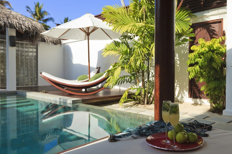 Pool Villa Gazebo
