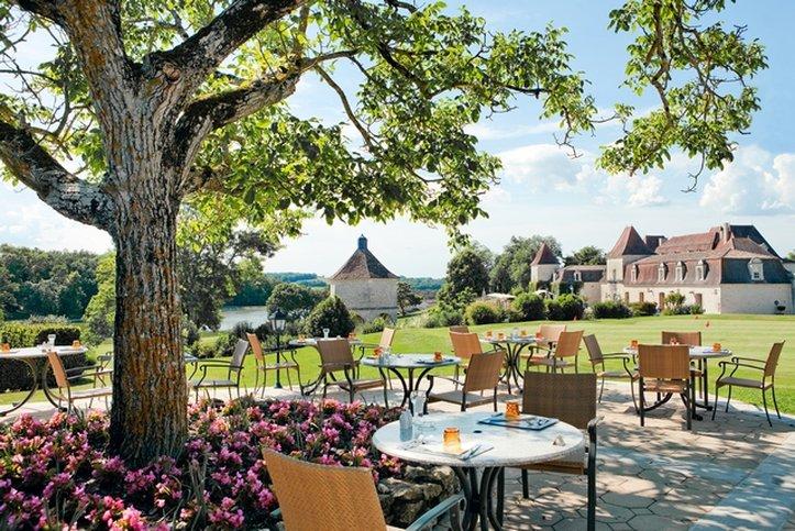 Terrasse De La Brasserie