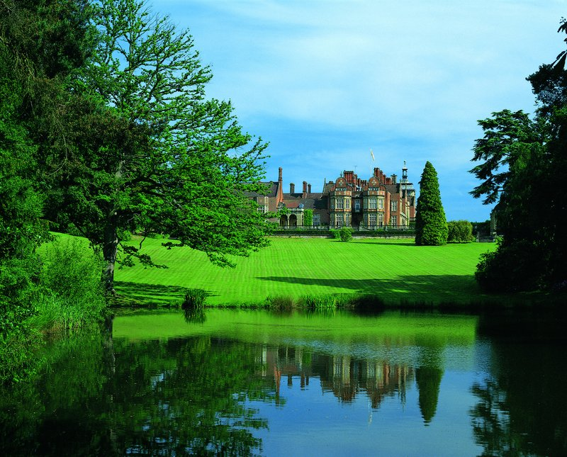 Tylney Hall - Across the Lake