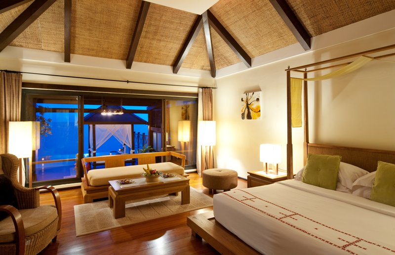 Tongsai Pool Villa Bedroom