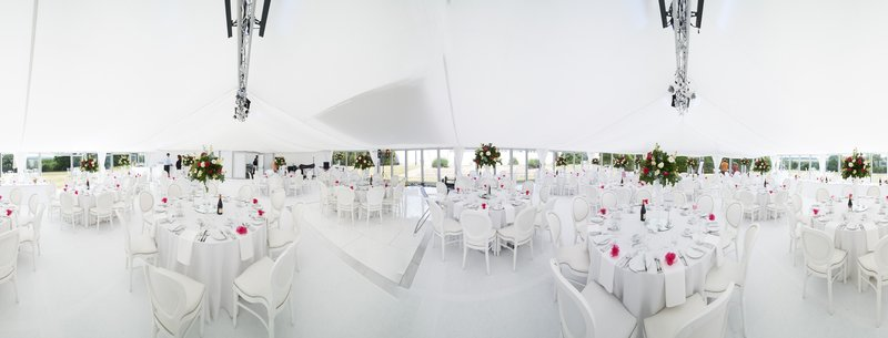 Marquee At Danesfield