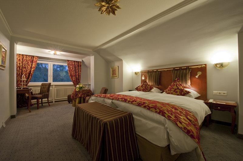 Parkhotell Adler Beispiel Doppelzimmer