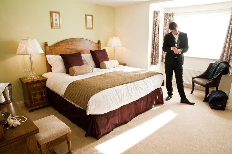 Woodland Mews Bedroom