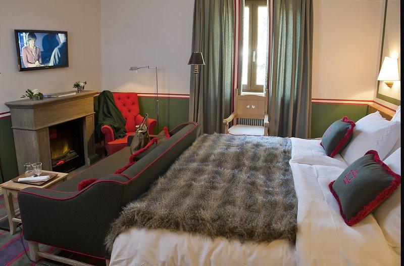 Jagdgut Wachtelhof Bedroom