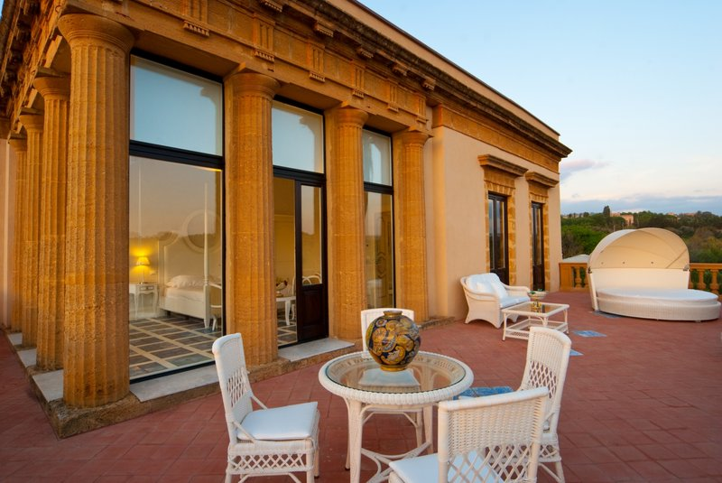 Hotel Villa Athena Luxury Hotel In Sicily Italy Small Luxury Hotels Of The World
