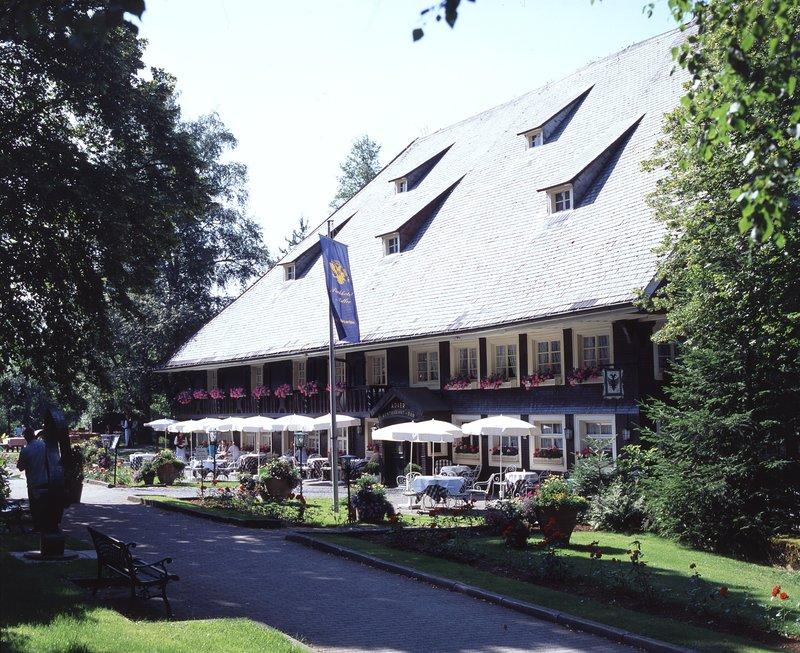 Terrace HistoricalBlack Forest House