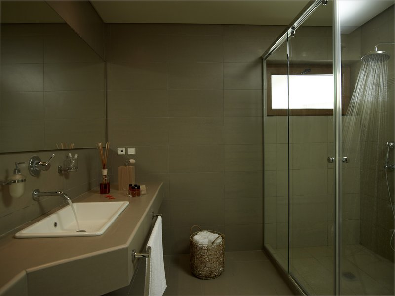 Guest Room with Double Shower