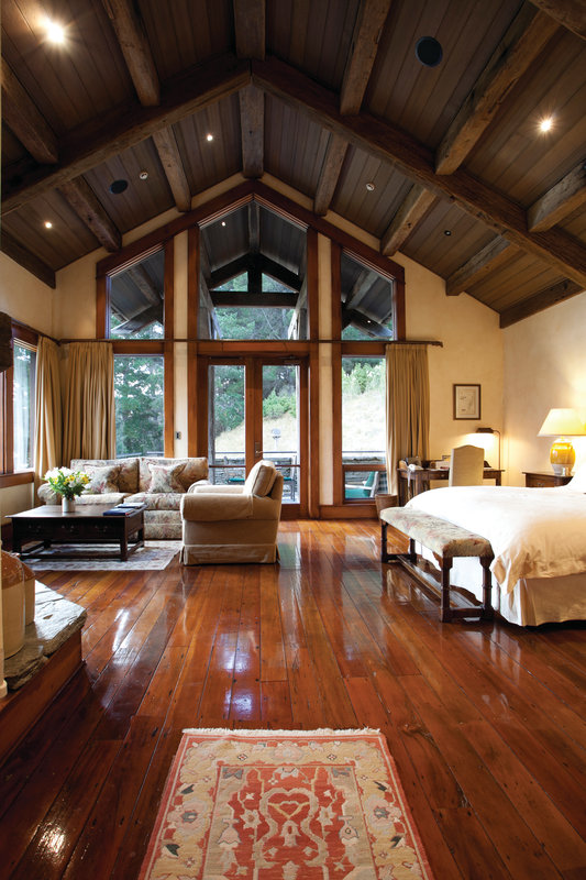Blanket Bay Lodge Suite