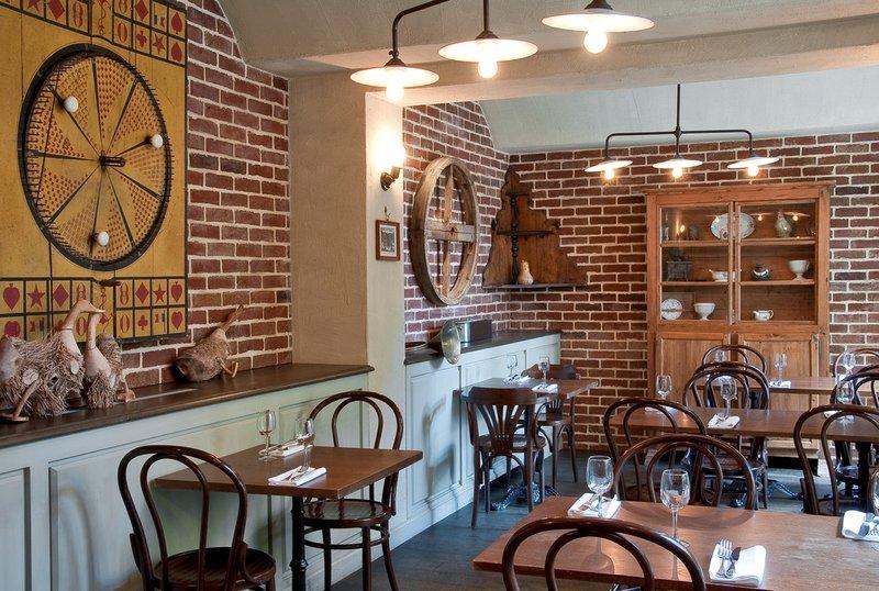 Restaurant Le Cafe des Artistes