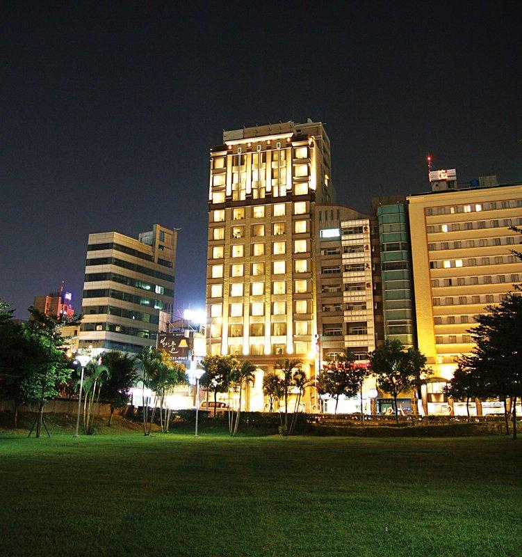 San Want Residences Taipei Exterior
