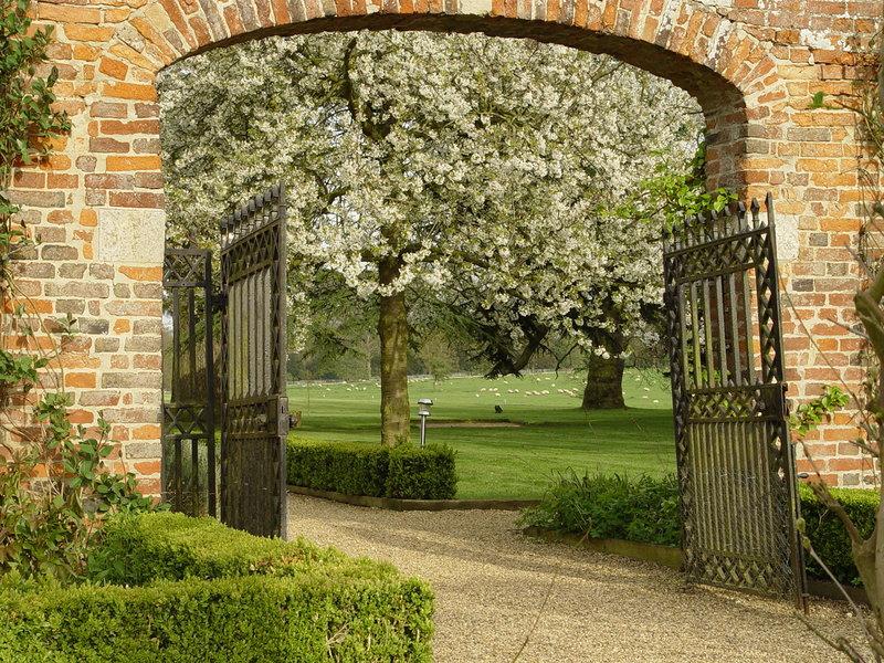 Stapleford Park Gardens