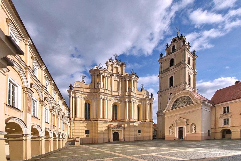 Vilnius St. Johns Church