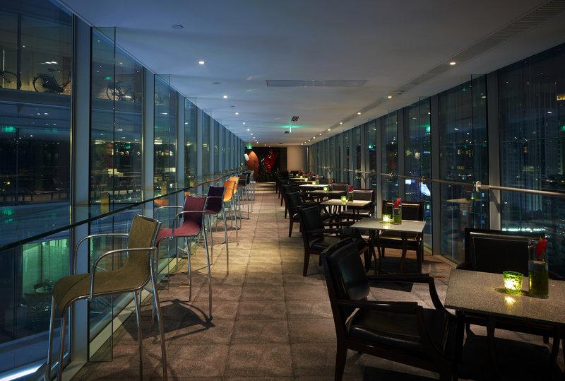 Lounge Night-View