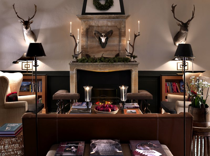 Cosy Hunting Lodge