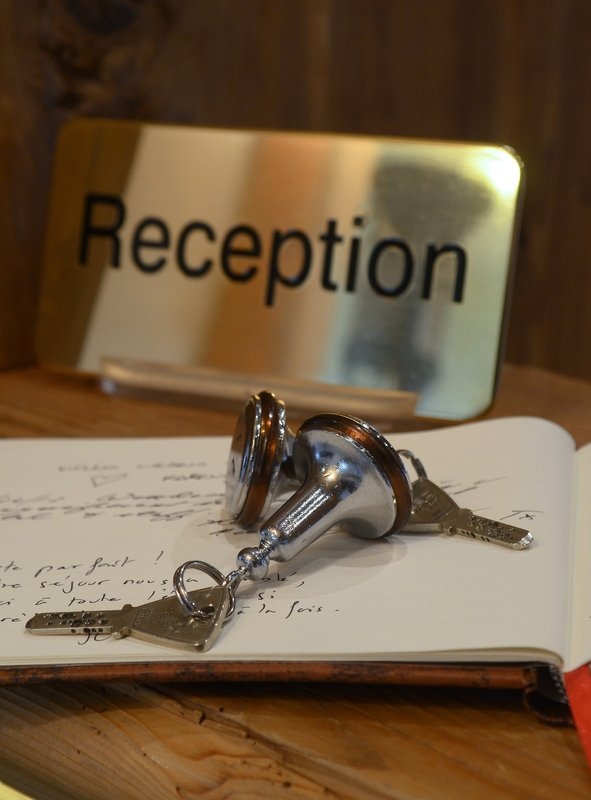 Reception Guestbook