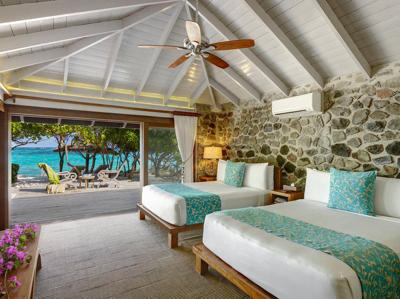2nd Bedroom of Beach Villa