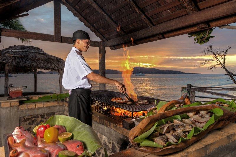 Beach Restaurant Grill