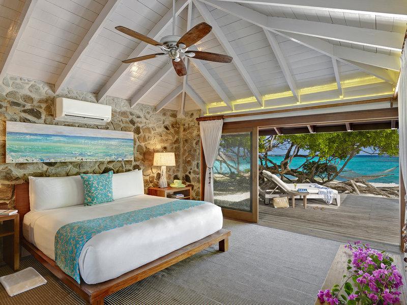Master Bedroom of Beach Villa