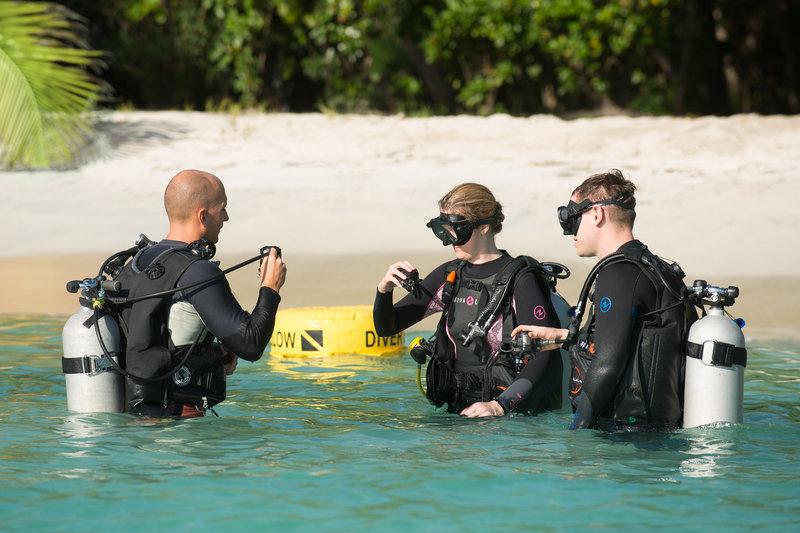 Jean-Michel Cousteau Dive Centre