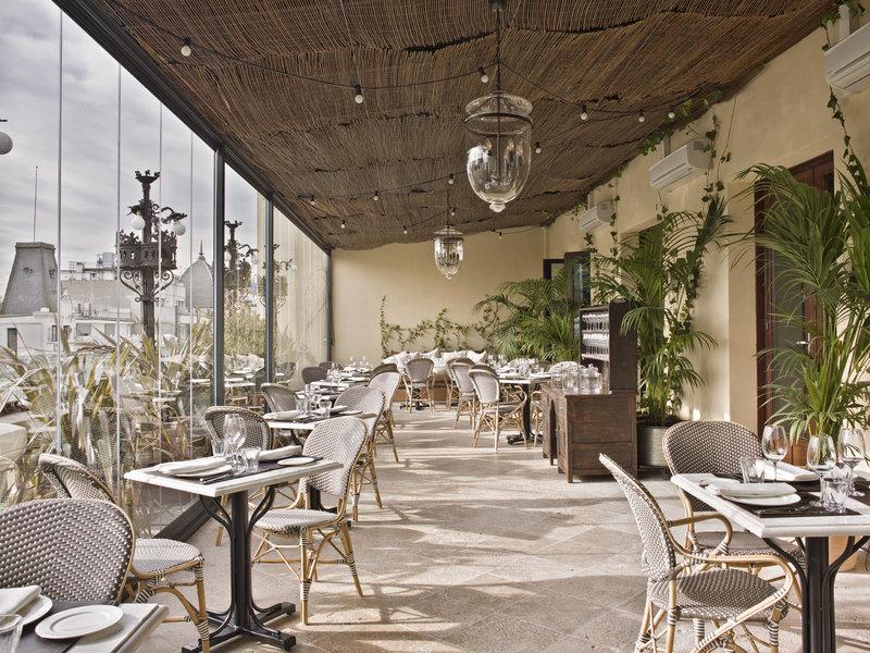 Atico Restaurant Pergola