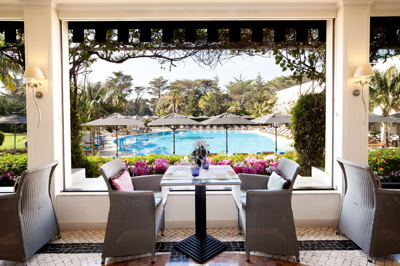 Bougainvillea Terrace Palacio Estoril Hotel