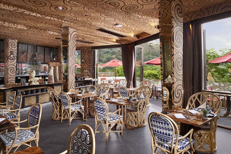 Keemala Su Tha Restaurant Interior