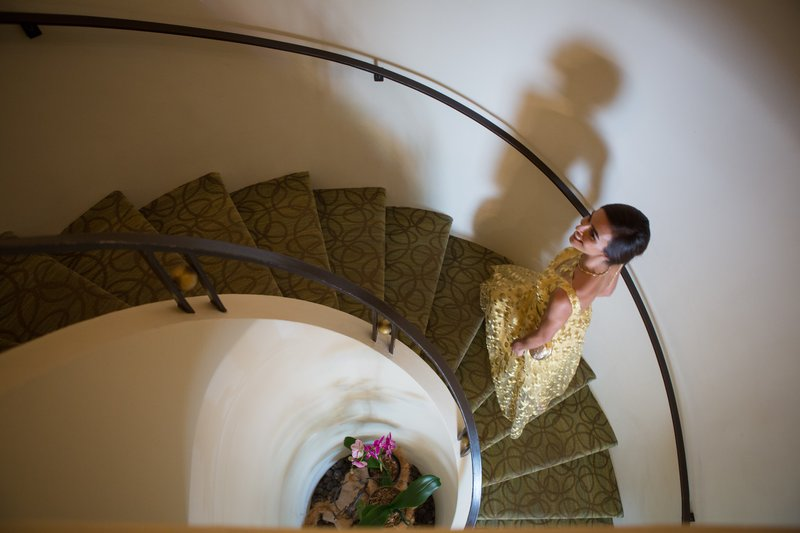 Deco Staircase