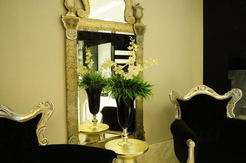 Sophistication in decor details