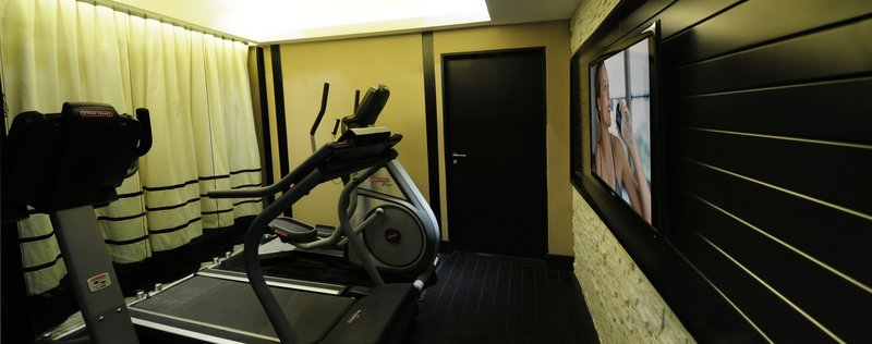 High Tech Gym