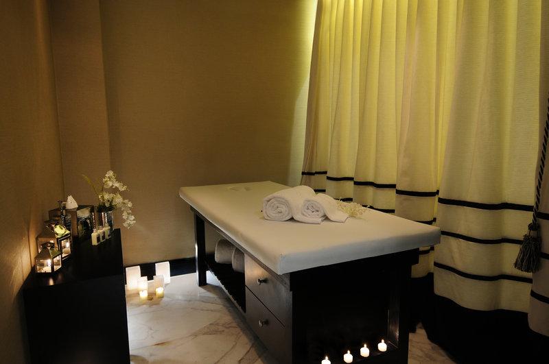 Pampering massage