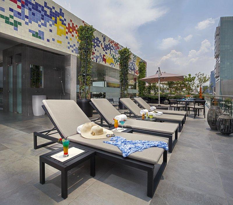 Solar Deck Terrace