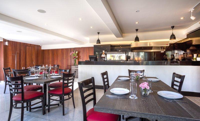 Luna Bistro Restaurant Stara San Angel