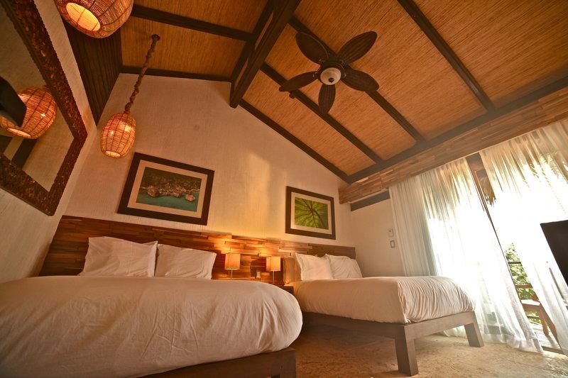 Deluxe Room Double Beds