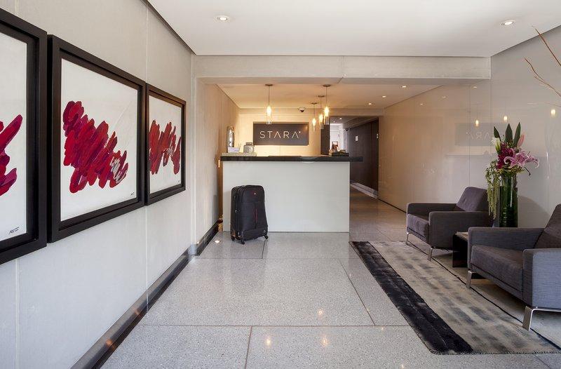 Elegant Hotel Entrance