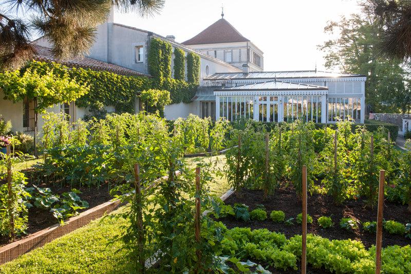 La Grand' Vigne Garden
