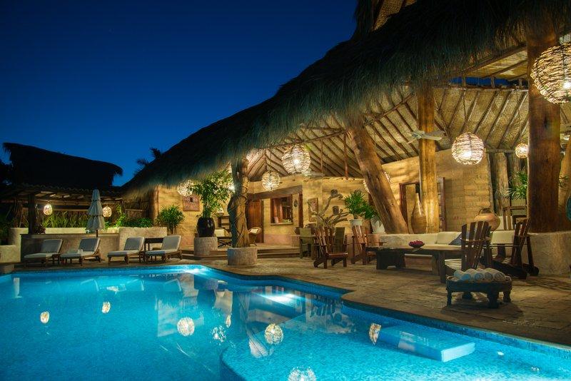 Villa El Ensueño – Infinity Pool