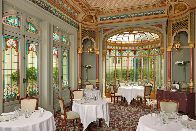 Restaurant - Mauresque Room