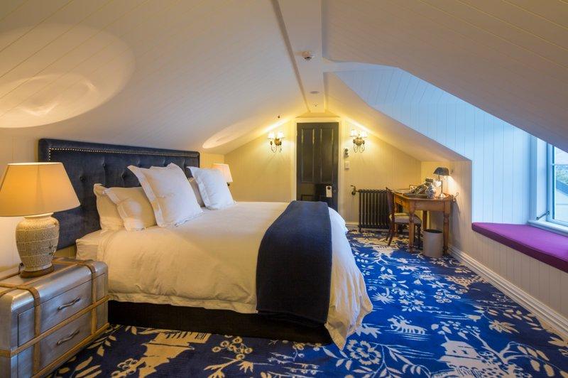 Premium suite - Wales Suite, Hulbert House