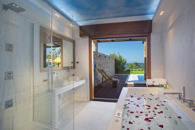 Porto Zante Luxury Marble Bathroom
