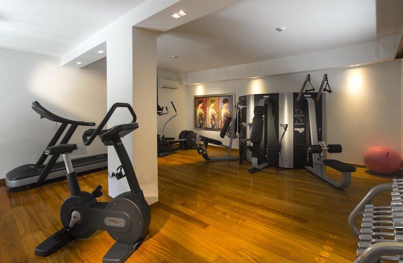 Porto Zante Gym by Technogym