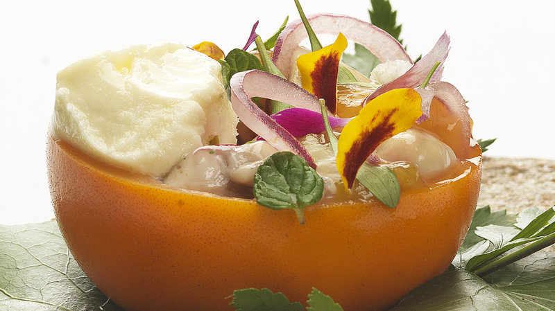 Ceviche Lulo Piscosour