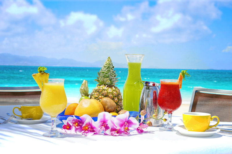 The Reef Beach Breakfast