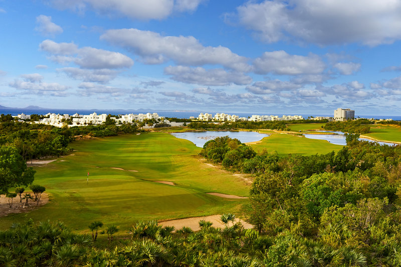 Golf Club View Of Reef And Residences
