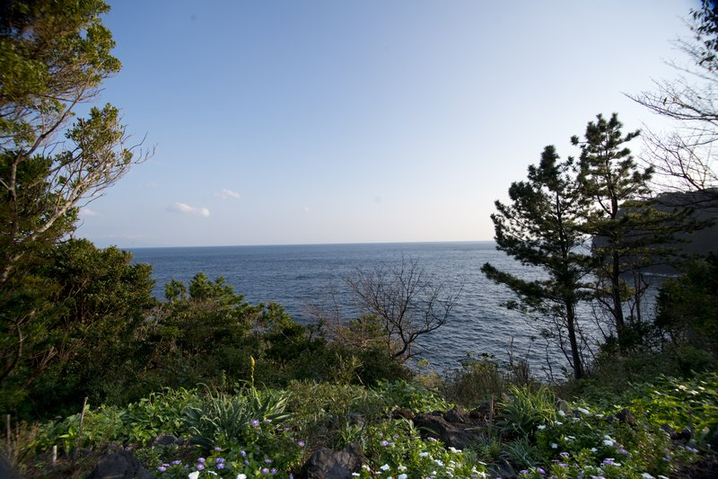 View of Sagami Bay