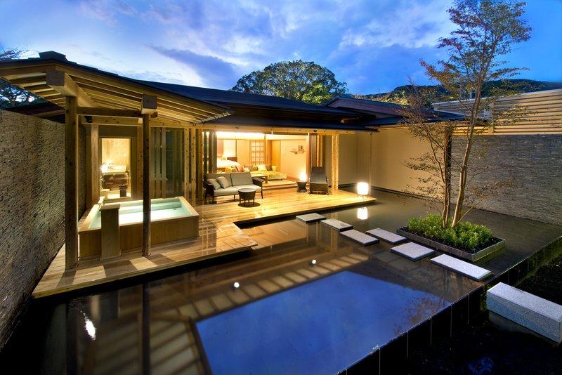 Immerse the serenity of Villa Suite