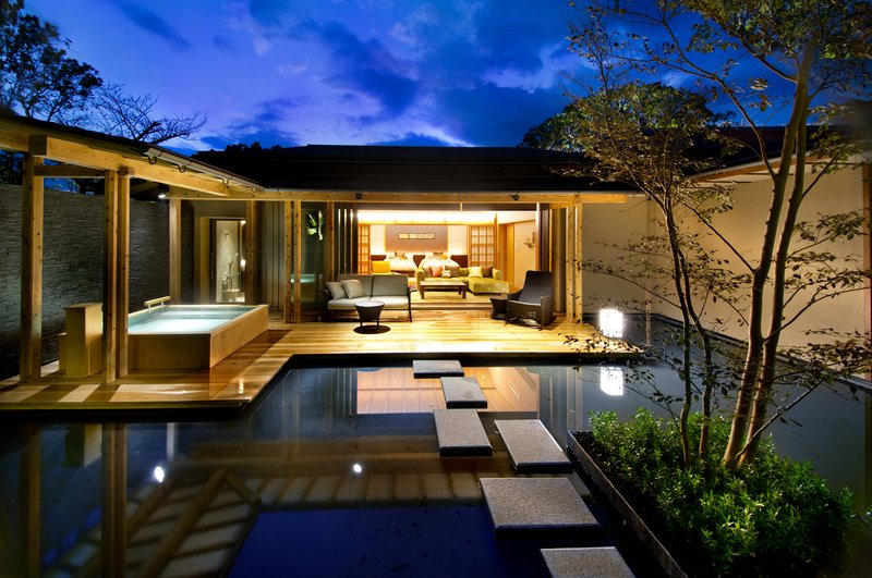 Immerse in the serenity of Villa Suite