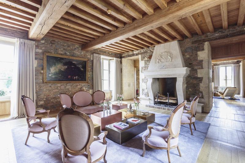 Chateau - Salon Femme