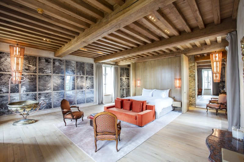 Château - Premium Suite Venus - Bedroom