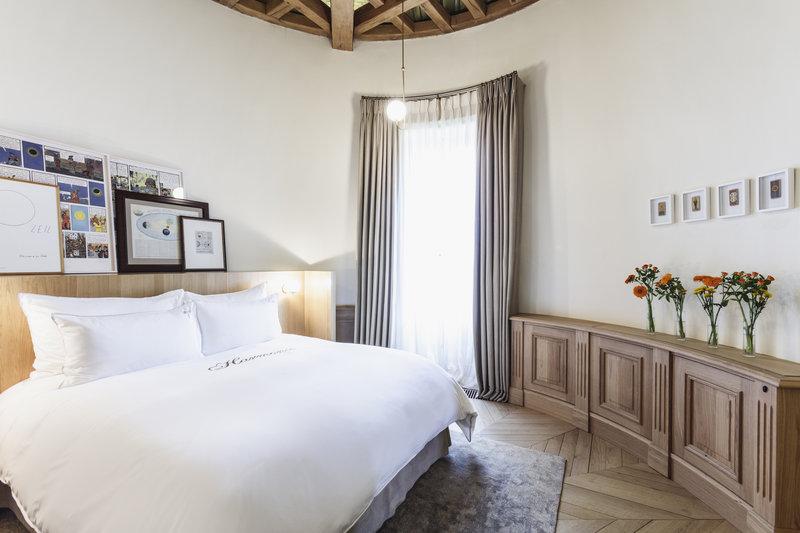 Château - Suite Soleil - Bedroom