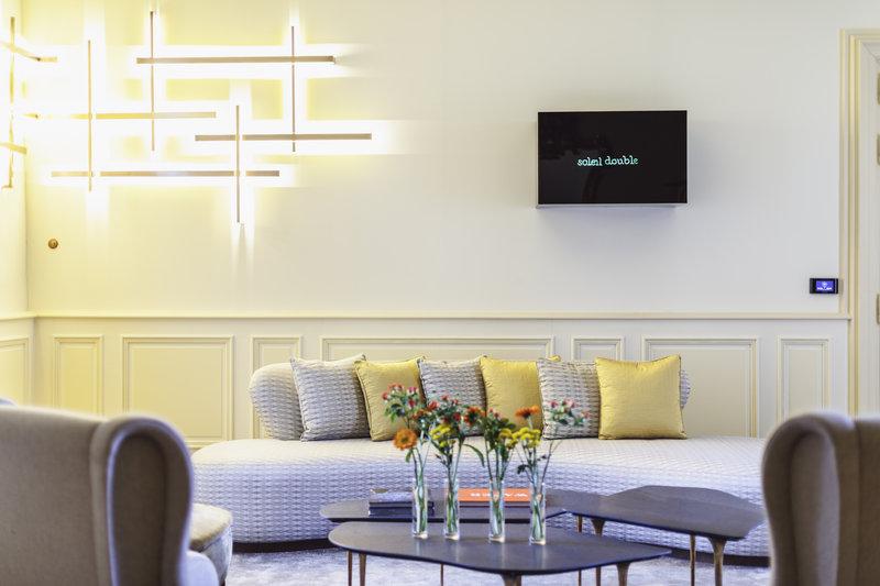 Château - Suite Soleil - Lounge